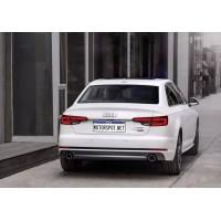 Ponteira de Escapamento Audi A4 Sedan 2009-2017