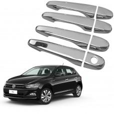 Capa Aplique Maçaneta Cromada Volkswagen Polo
