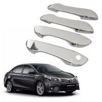 Capa Aplique Maçaneta Cromada Toyota Corolla