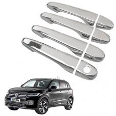 Capa Aplique Maçaneta Cromada Volkswagen T-Cross
