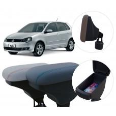 Apoio de Braço Volkswagen Polo com porta-objetos