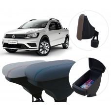 Apoio de Braço Volkswagen Saveiro com porta-objetos