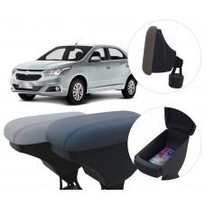 Apoio de Braço Chevrolet Cobalt com porta-objetos