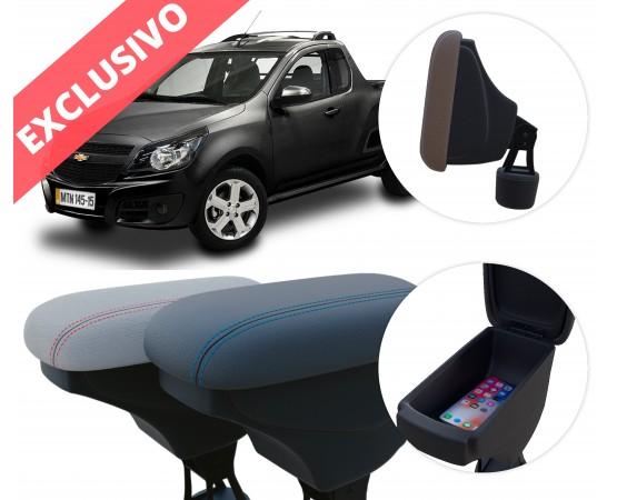Apoio de Braço Chevrolet Montana (Artefactum) por alfabetoauto.com.br