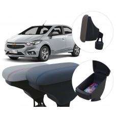 Apoio de Braço Chevrolet Novo Prisma com porta-objetos