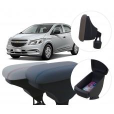 Apoio de Braço Chevrolet Onix com porta-objetos