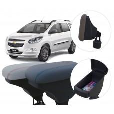 Apoio de Braço Chevrolet Spin com porta-objetos
