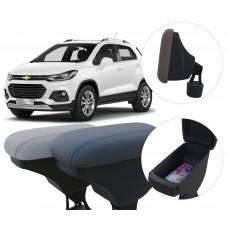 Apoio de Braço Chevrolet Tracker com porta-objetos