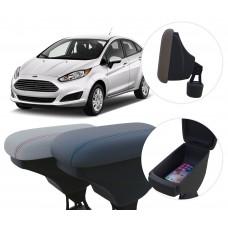 Apoio de Braço Ford New Fiesta com porta-objetos