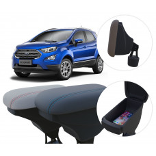 Apoio de Braço Ford Nova EcoSport com porta-objetos