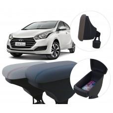 Apoio de Braço Hyundai HB20 com porta-objetos