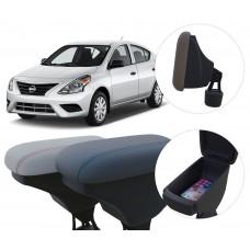 Apoio de Braço Nissan Versa com porta-objetos