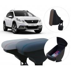 Apoio de Braço Peugeot 2008 com porta-objetos