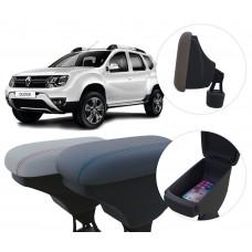 Apoio de Braço Renault Duster com porta-objetos