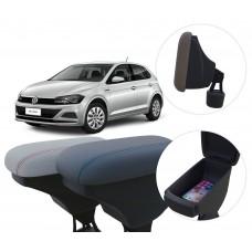 Apoio de Braço Volkswagen Novo Polo com porta-objetos