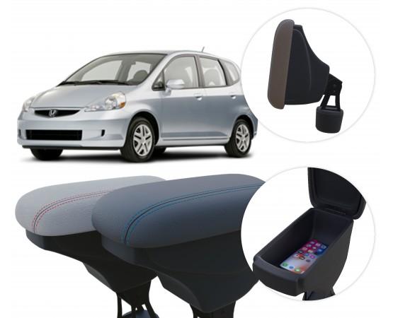 Apoio de Braço Honda Fit até 2008 (Artefactum) por alfabetoauto.com.br