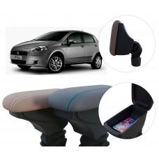 Apoio de Braço Fiat Punto com coifa e porta-objetos