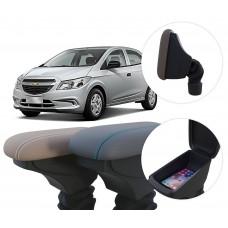 Apoio de Braço Chevrolet Onix com coifa e porta-objetos