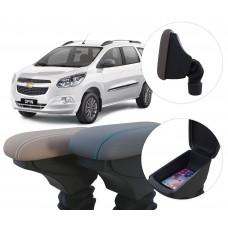 Apoio de Braço Chevrolet Spin com coifa e porta-objetos