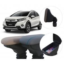Apoio de Braço Honda WR-V com coifa e porta-objetos