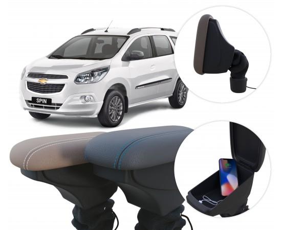 Apoio de Braço Chevrolet Spin (GPI Automotive) por alfabetoauto.com.br
