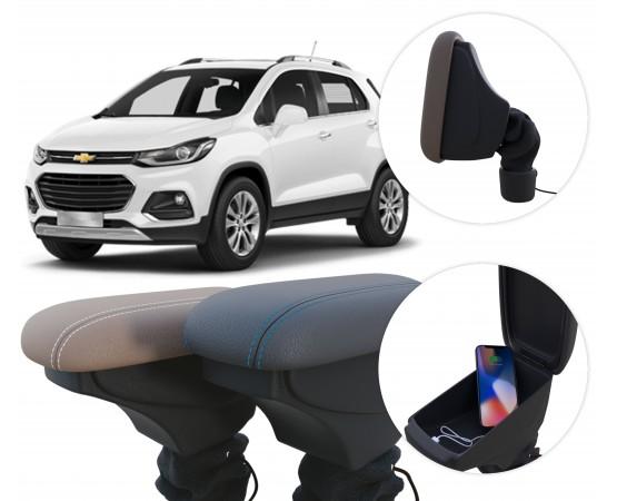 Apoio de Braço Chevrolet Tracker (GPI Automotive) por alfabetoauto.com.br