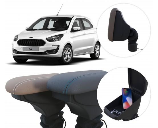 Apoio de Braço Ford Ka (GPI Automotive) por alfabetoauto.com.br
