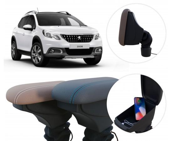 Apoio de Braço Peugeot 2008 (GPI Automotive) por alfabetoauto.com.br