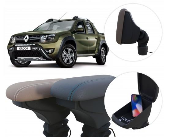 Apoio de Braço Renault Oroch (GPI Automotive) por alfabetoauto.com.br