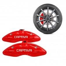 Capa para pinça de freio Chevrolet Captiva