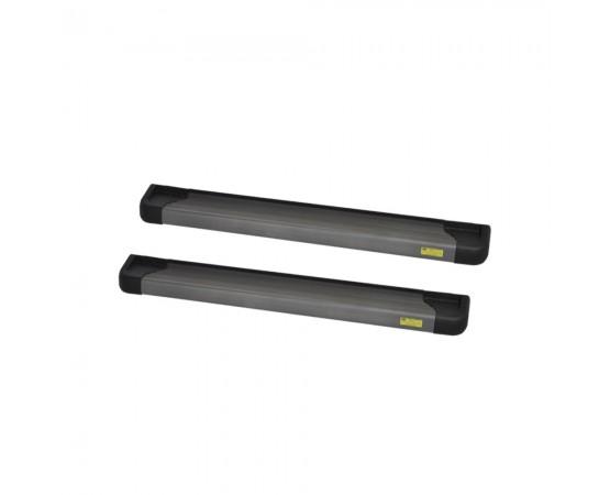 Estribo Alumínio S-10 1996 A 2012 Onix Cabine Simples