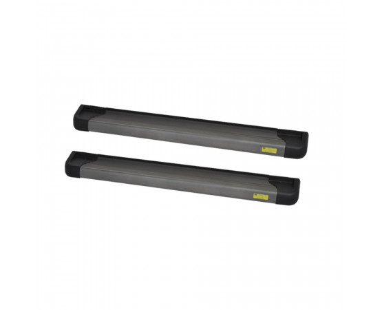 Estribo Alumínio S-10 2013 Em Diante Onix Cabine Simples