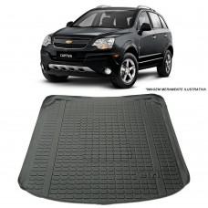 Tapete bandeja porta malas Chevrolet Captiva
