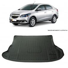 Tapete bandeja porta malas Chevrolet Prisma