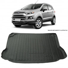 Tapete bandeja porta malas Ford Ecosport 2013 Em Diante