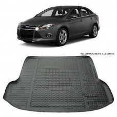 Tapete bandeja porta malas Ford Focus Sedan 2014