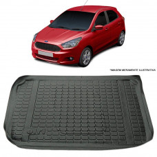 Tapete bandeja porta malas Ford Ka Hatch 2014 Em Diante
