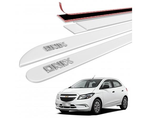 Friso Lateral Chevrolet Onix Alto Relevo - Sean Car