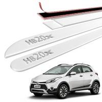 Friso Lateral Hyundai HB20X Alto Relevo - Sean Car