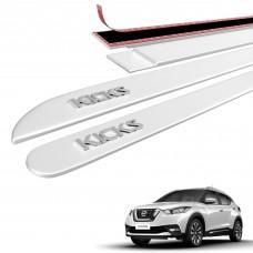 Friso Lateral Nissan Kicks Alto Relevo - Sean Car