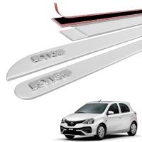 Friso Lateral Toyota Etios Alto Relevo - Sean Car
