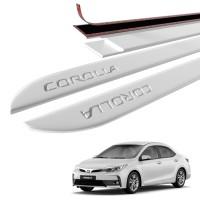 Friso Lateral Toyota Corolla Baixo Relevo - Sean Car