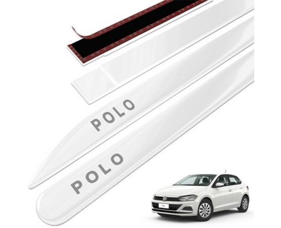 Friso Lateral Novo Volkswagen Polo
