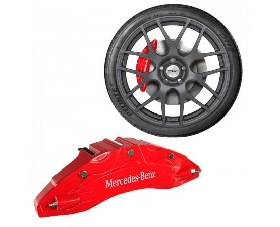 Capa para pinça de freio Mercedes Benz AMG Brabus - M3