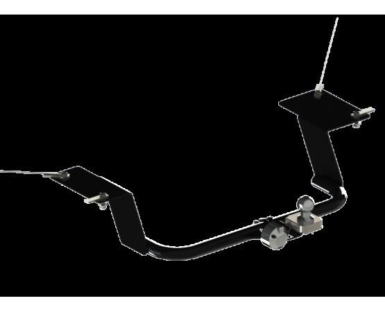 Engate Reboque Honda Fit 2015 Em Diante