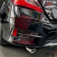 Ponteira de Escapamento Honda Civic Touring