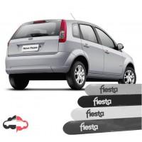 Friso Lateral Personalizado Ford Fiesta