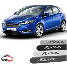 Friso Lateral Personalizado Ford Focus Hatch