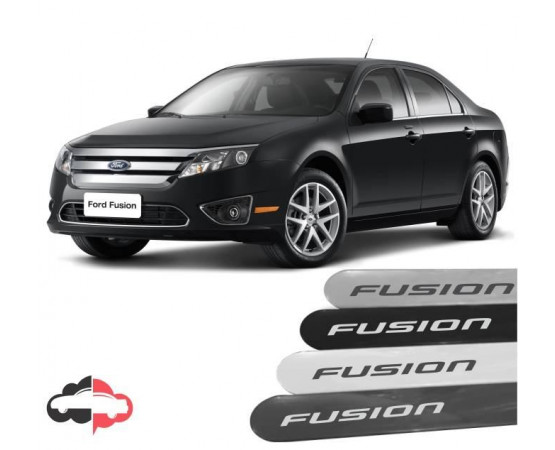 Friso Lateral Personalizado Ford Fusion