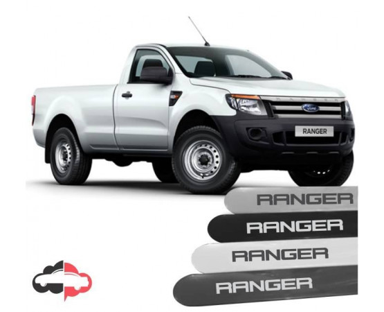Friso Lateral Personalizado Ford Ranger